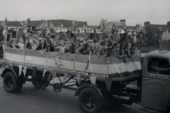 Gala Day 1950's